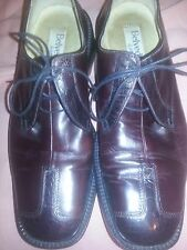 belvedere florence oxfords mens ostrich shoes size 8