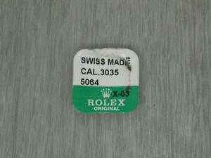 Original Rolex Part No 5064 Cal-3035 Axle For Oscillating Weight,Pre-owned.