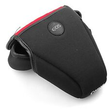 S Neoprene Camera Cover Case Bag for Canon Rebel T2i T1i XSi XTi XT DSLR