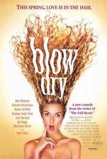 BLOW DRY- orig 27x40 Movie Poster- NATASHA RICHARDSON