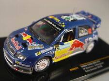 Scoda Fabia WRC #12 Rally  - Ixo  1:43 -  314966 #E