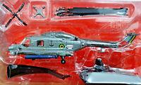 Agusta Westland AH-11A Super Lynx Brasile Scala 1:72 Die Cast Elicotteri Combat