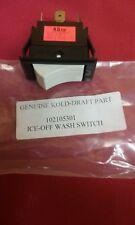 Kold Draft 102105301 Ice - Off - Wash Switch (Free Shipping!)