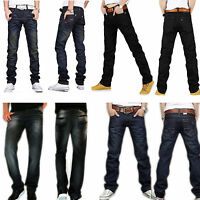 New Men's Fashion Designer jeans Casual Denim Mens Jean Pant Trousers Collection
