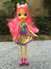 """My Little Pony Equestria Girls Friendship Games 9"""" Fluttershy Doll New Loose"""