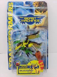Transformers BUZZSAW Beast Machines RID Robots in Disguise Hasbro NIB