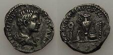Ancient Rome Geta (AD 189-211) AR denarius