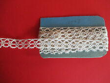 Ancienne dentelle 2m40  mercerie couture broderie  lace