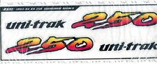 Uni-Trak Calcomanías Gráficos Pegatinas KX 250 1993-1994 SWINGARM