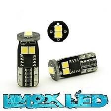 2 LED Standlicht Xenon Weiss Canbus T10 w5w 6 x 2835 12V Auto KFZ MB Seat