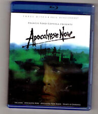 Apocalypse Now (Blu-ray Disc, 2012, 2-Disc Set, Canadian Full Disclosure Edition