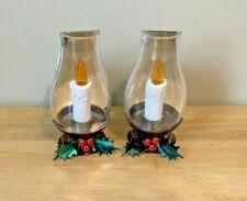 X2 NWT Bath & Body Works HOLIDAY CANDLE NIGHTLIGHT Wallflower Fragrance Plug In