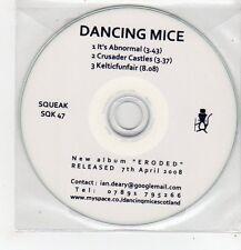 (FF440) Dancing Mice, It's Abnormal - 2008 DJ CD