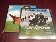 ERIC CLAPTON BLIND FAITH ANNIVERSARY EDITION DELUXE REUSABLE PACKAGING RARE LP