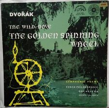 Dvorak - The Wild Dove, The Golden Spinnig Wheel, CHALABALA, Supraphon STEREO