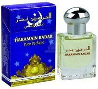 Badar 15ml By Al Haramain Sweet Fruity Rosy Vanilla Oriental Perfume Oil Attar