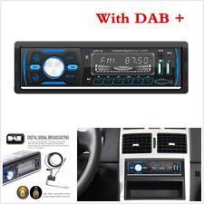 Car DAB Digital Radio Audio Bluetooth Stereo Head Unit FM In-Dash MP3 Player 12V