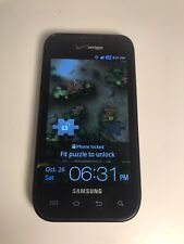 Samsung Galaxy S SCH-1500 Black Verizon