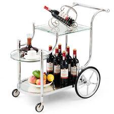 f942b852c794 Tea Cart Wheels In Bar Carts & Serving Carts for sale   eBay