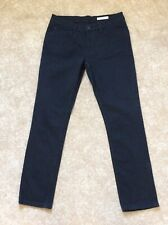 marks and spencer Black Slim Leg Jeans Size 12 Short