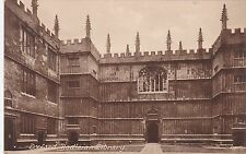 Bodleian Library, OXFORD, Oxfordshire