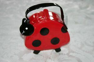 Gymboree FIESTA del SOL Ladybug Purse Handbag  NWT