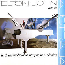 Elton John With... CD Live In Australia - Germany (M/M)