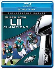 NFL SUPERBOWL CHAMPIONS 52    - Region free - BLU RAY - Sealed