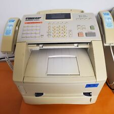 Brother Intellefax 4100e Laser Fax Super G3 Printer Scanner Copy With Used Toner