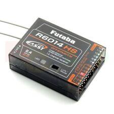 FUTABA R6014HS 2.4GHZ 14-CHANNEL FASST HIGH-SPEED RECEIVER FUTL7645 BRAND NEW