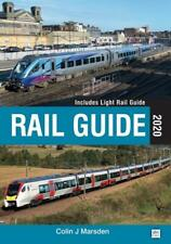 abc Rail Guide 2020 hardback train railways book