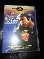 "dvd "" un cri dans la nuit "" Meryl Streep , Sam Neil   "" neuf"