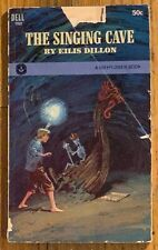 THE SINGING CAVE : by Eilis Dillon : vintage : mystery