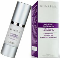 Best Daily Anti Aging Moisturizer for Men & Women to Boost Collagen, Includes...