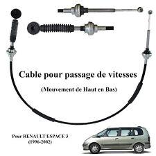 Cable pour passage de vitesse commande de boîte 6025306288 RENAULT Espace 3 III
