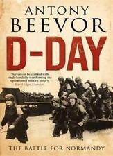 D-Day: The Battle for Normandy By Antony Beevor. 9780670887033