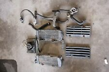 KTM 640 DUKE II LC4 RADIATOR ASSEMBLY, WATER PUMP, COOLANT LINES