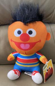 Sesame Street Ernie 20cm Plush Toy Brand New With Tag