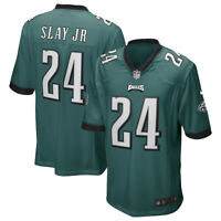 Brand New 2020 NFL Nike Philadelphia Eagles Darius Slay Jr. Game Edition Jersey