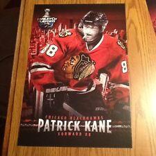 Patrick Kane Chicago Blackhawks 2011 Stanley Cup Playoffs Poster