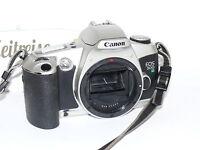 Canon EOS 500 N Spiegelreflexkamera gut erhalten Vintage Kamera Body   258