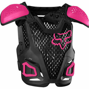 Fox Racing YOUTH R3 Chest Protector Protection Guard ATV Motocross Riding