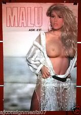MALU AŞK EVİ Adult Turkish Original Movie Poster 70s?