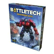 BattleTech Beginner Box - Board Game - Starter Set - New and Sealed