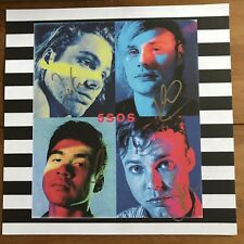 """5 Seconds of Summer  - Youngblood Album Litho12""""x12"""" Signed Autographed"""