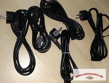 3 Stk Netzanschlusskabel,Kaltgerätekabel,Anschlusskabel Netzkabel NEUWARE! billi