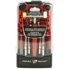 Real Avid Hammer & Punch Set Red Avhps