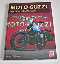 Bildband - Moto Guzzi seit 1927 - Adler aus Mandello!