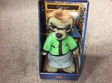 MAIYA TOY COMPARE THE MEERCAT YAKOV AUTHENTIC CERTIFICATE BOXED
