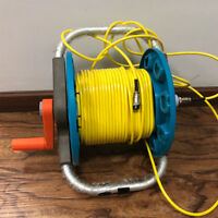 4-Core Cable Wire For Underwater Drone ROV Connect With Ground Station and ROV